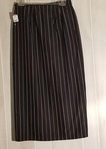 NWT long slender skirt